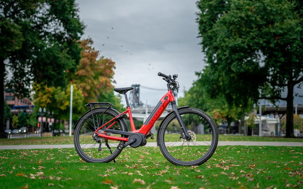 Gazelle Ultimate T10 review: The best commuter ebike