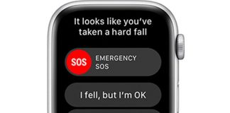 How to set up fall detection on Apple Watch