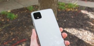 This expensive clear case for the Pixel 4 is worth every penny