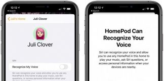 Hands-On With the HomePod's New Multi-User Detection and Ambient Sound Features
