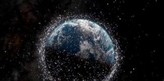 Humans could get rid of space junk by turning it into hotels and storage depots