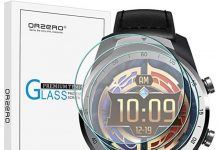 These are the best screen protectors for the TicWatch Pro
