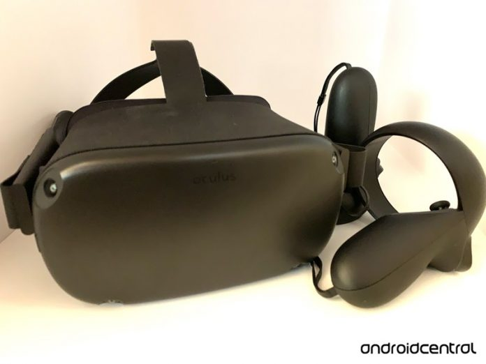 How to play SteamVR games on the Oculus Quest