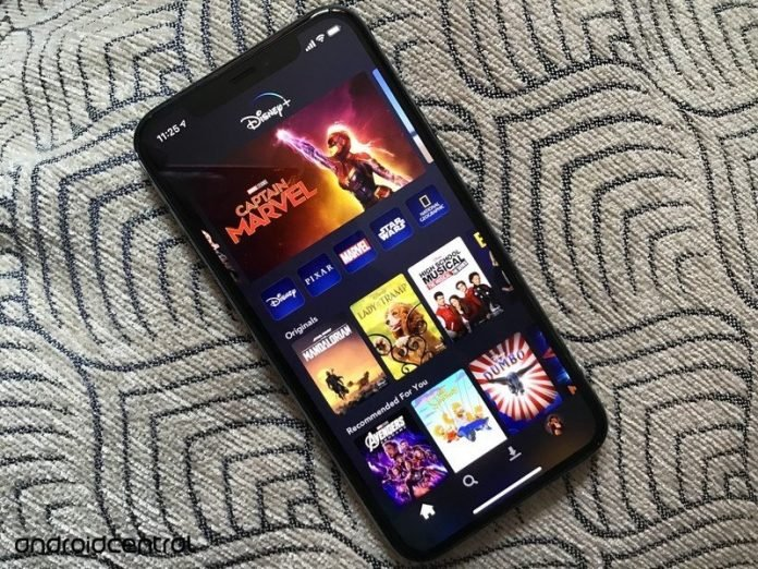 Download your favorite Disney+ movies and shows right on your iOS device
