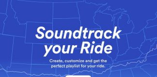 Spotify takes the pain out of road trip playlists with Soundtrack Your Ride