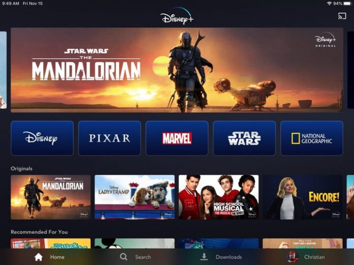 How to watch Disney+ on a Vizio smart TV using AirPlay 2