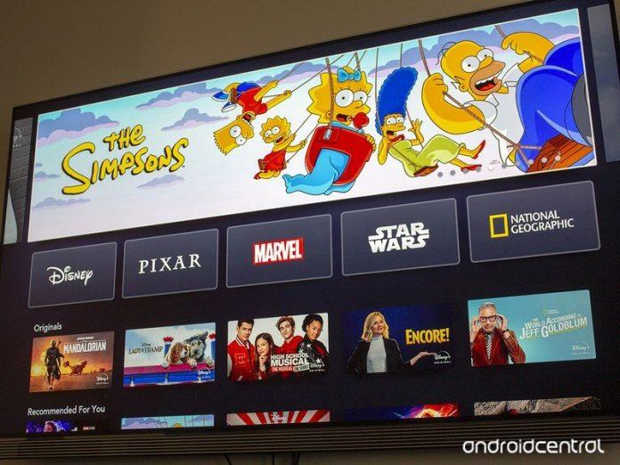 Disney Plus to fix Simpsons aspect ratio following criticism
