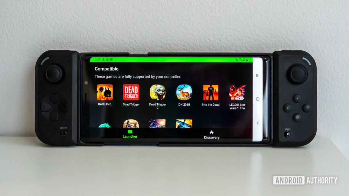 Razer Junglecat Gamepad app
