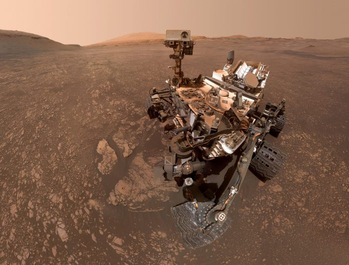 Curiosity rover discovers a puzzling oxygen mystery on Mars