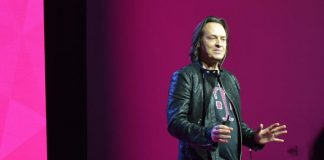 T-Mobile CEO John Legere to step down after seven years