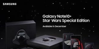 Samsung's Star Wars-themed Galaxy Note 10+ bundle looks incredible