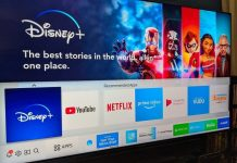 Disney Plus is now available on Samsung TVs