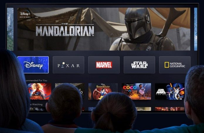 Yes, Disney+ is available on the Xbox One family of consoles