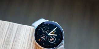 New Galaxy Watch & Watch Active update brings some Watch Active 2 features