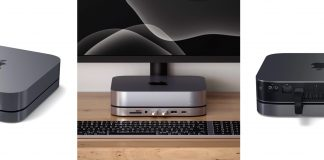 Satechi Launches Type-C Aluminum Stand and Hub for Mac Mini