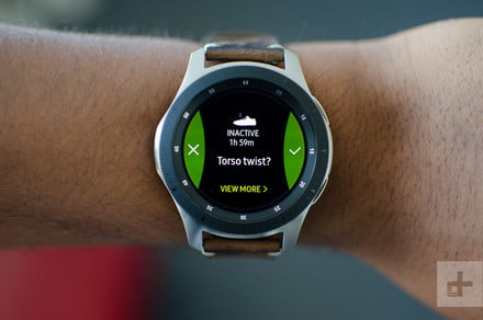 Software update brings new features to older Samsung Galaxy Watches
