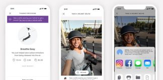 Bird offers free scooter rides in exchange for a certain kind of selfie
