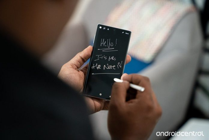 Here's where you should buy the Galaxy Note 10