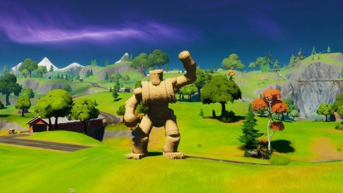 How to find the Pipeman, Hayman, and the Timber Tent in Fortnite