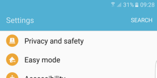 How to factory reset a Galaxy S5