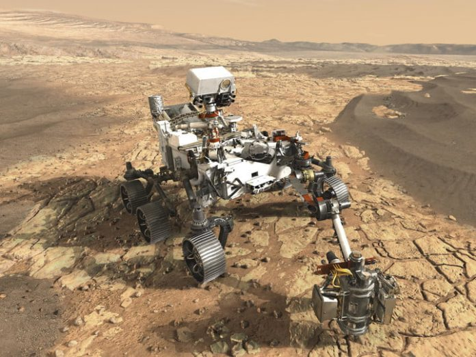 Meet the robotic pioneers that will help humanity colonize Mars