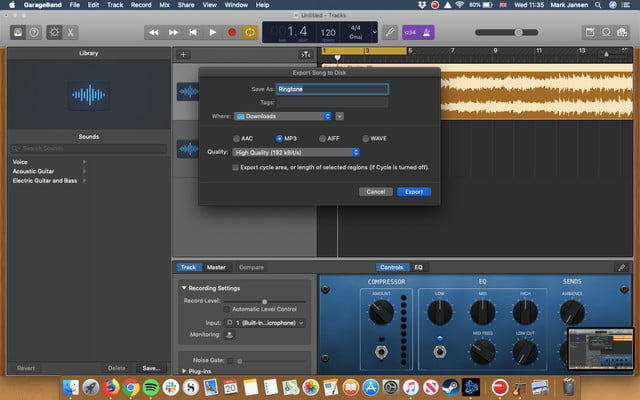 how to make ringtones for android version 1574165704 creating in garageband 3