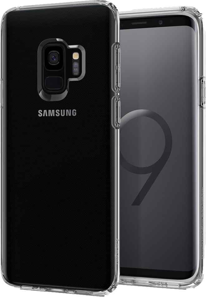 Show off that gorgeous Galaxy S9 or S9+ design with these clear cases