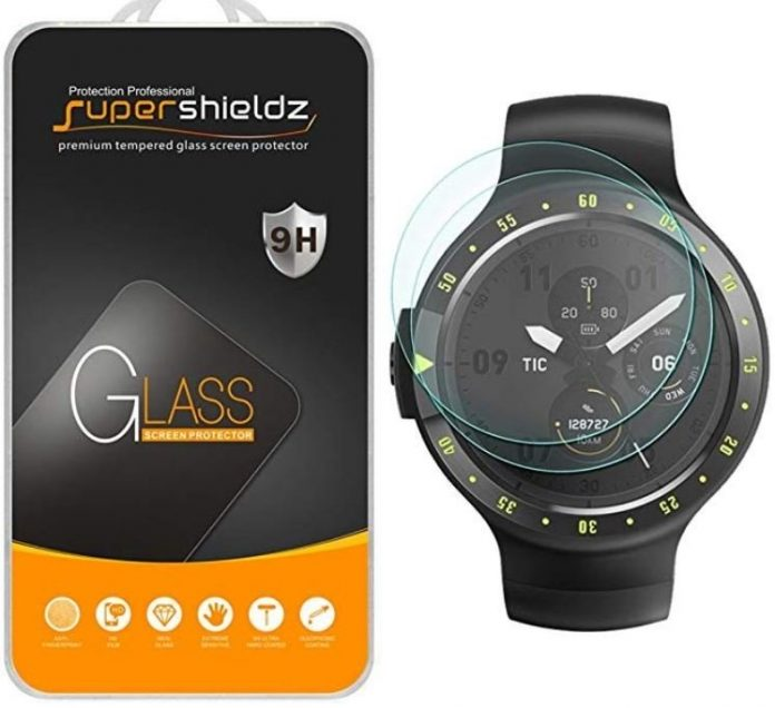 The best screen protectors for your TicWatch S