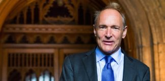 Web inventor Berners-Lee wants to save us from a digital dystopia