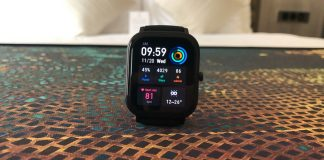 Huami Amazfit GTS review: Almost there, but not quite