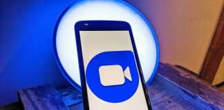 Google moves Duo buttons downs and gives us fun Scooby-doo effects