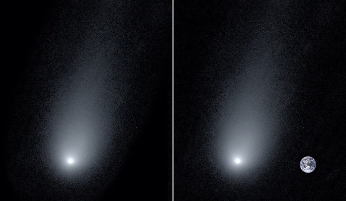 Astronomers capture the best images yet of the Borisov interstellar comet