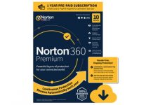 Black Friday only: Save 80% off of Norton 360 Premium at Amazon