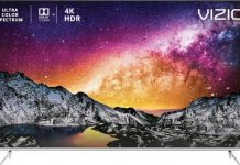 This lightning deal is the best Black Friday deal on a 75-inch Vizio 4k TV