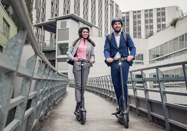 Amazon marks down Segway's e-scooter and hoverboard for Black Friday