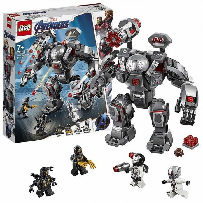 Amazon UK's up to 40% off Lego is perfect for holiday gifts