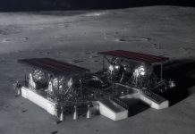 NASA unveils its plans for a lander to deliver rovers to the moon