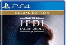 The deluxe edition for Star Wars Jedi: Fallen Order is cheaper than the
