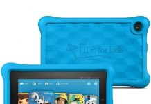Try Amazon's Fire for Kids Unlimited on Cyber Monday for under a pound