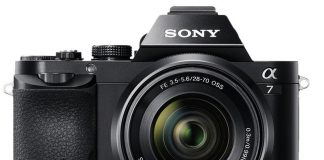 Go full-frame for less with a £600 Sony A7 on Cyber Monday