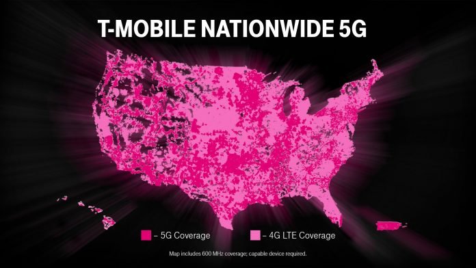 T-Mobile launches 5G network ahead of schedule