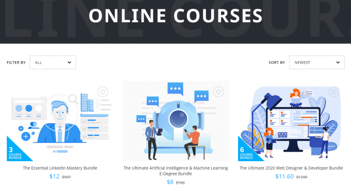 Cyber Monday: 5 courses you can get 60% off today