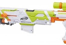 Take direct aim at these awesome Nerf deals on Cyber Monday