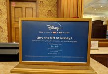 How to sign up for Disney Plus with a subscription card