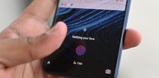 The Qualcomm 3D Sonic Max fingerprint sensor lets you scan two fingers at once