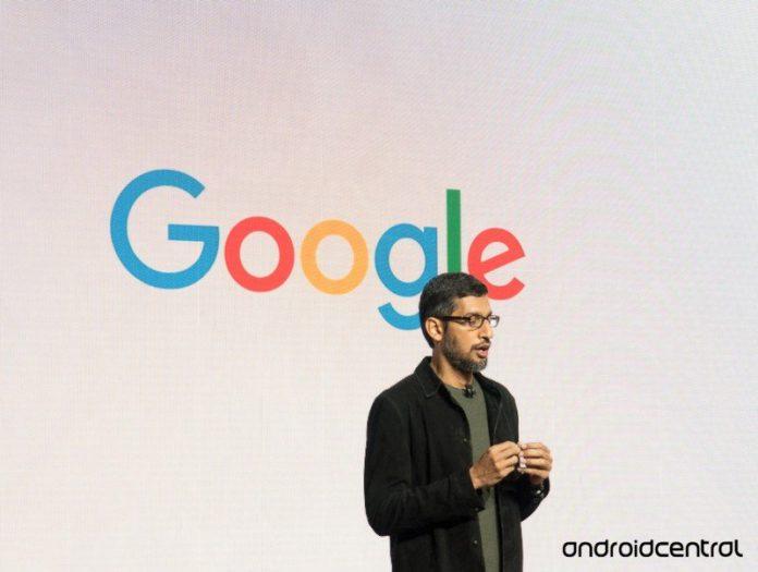 Sundar Pichai is the new CEO of Google's parent company, Alphabet