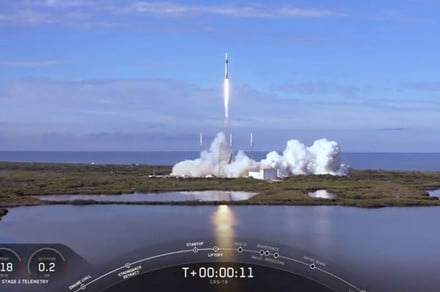 Watch Live: SpaceX launches Falcon 9 resupply mission to the ISS on Wednesday