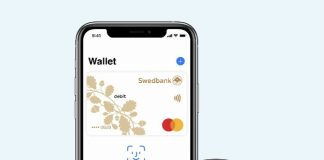 Apple Pay Now Available to Customers of Swedbank, One of Sweden's Largest Banks