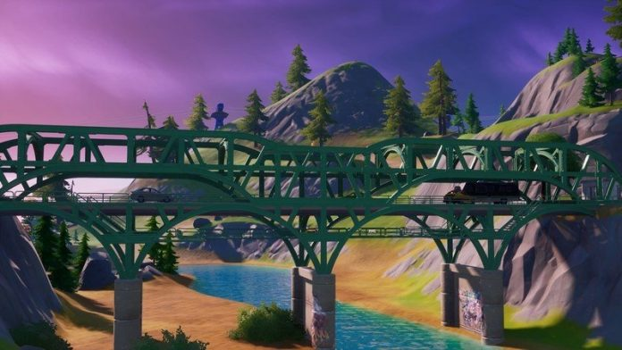 How to find the Steel Bridges in Fortnite Chapter 2