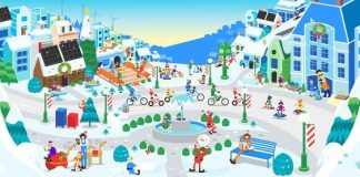 Check in with Santa's Village using Google Assistant this December